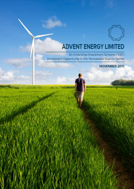 Wind energy EIS