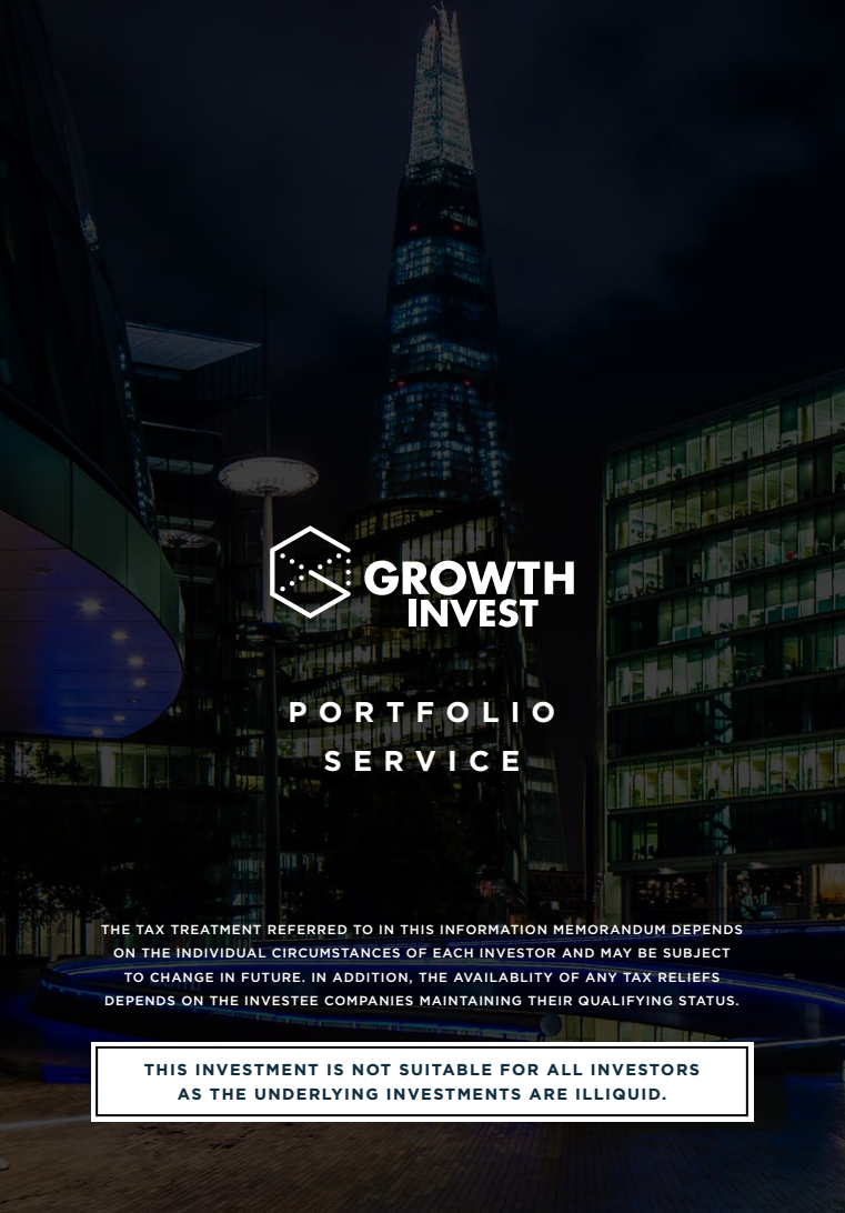 The GrowthInvest Portfolio Service