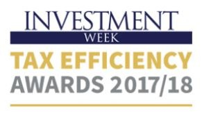 Investment Week Tax Efficiency Awards