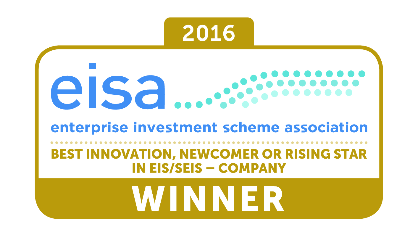 eisa Awards 2016 Best Innovation, Newcomer or Rising Star in EIS/SEIS Winner