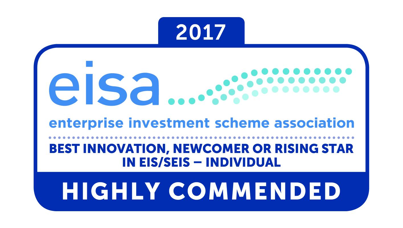 EISA Awards 2018 Best newcomer rising start