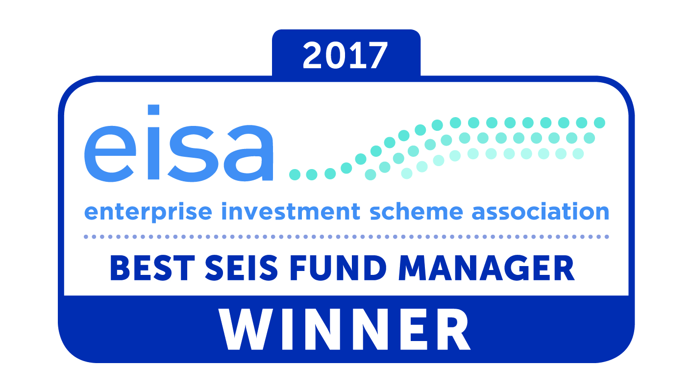 eisa Awards 2017 Best SEIS Fund Manager winner