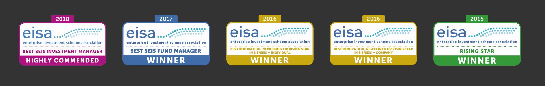 Sapphire Capital EISA Awards