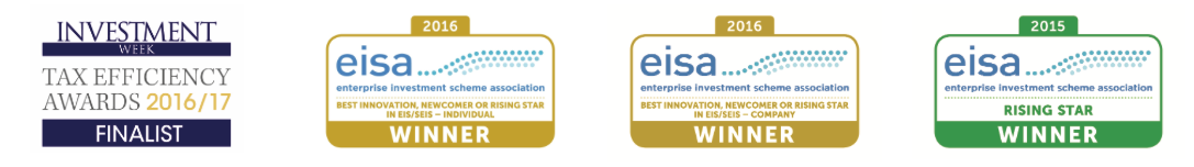 Sapphire Capital Partners LLP Awards - EISA awards, Investment Week awards