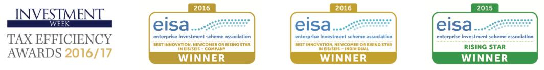 Sapphire Capital Partners LLP Awards - EISA awards, Investment Week awards