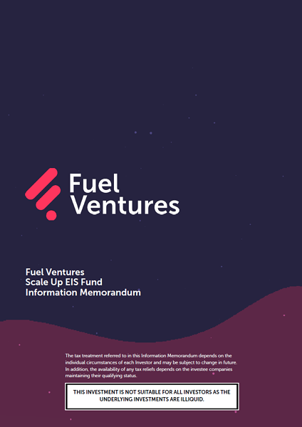 Fuel Scale Up EIS Fund