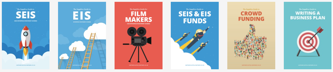 Free eBooks Guides to SEIS, EIS, R&D Tax Credits, Crowding and VCT