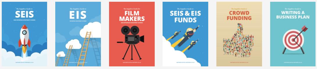 SEIS, EIS, VCT Crowdfunding eBooks