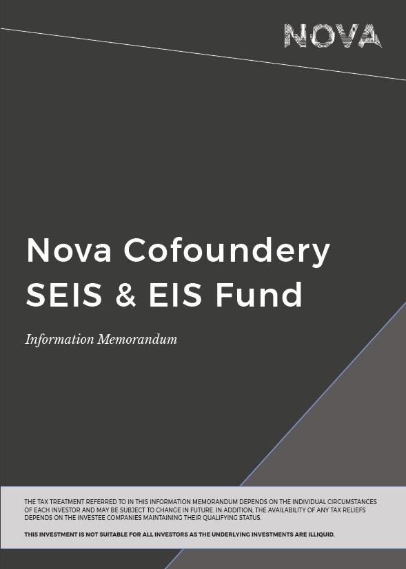 Nova Cofoundery SEIS & EIS Fund