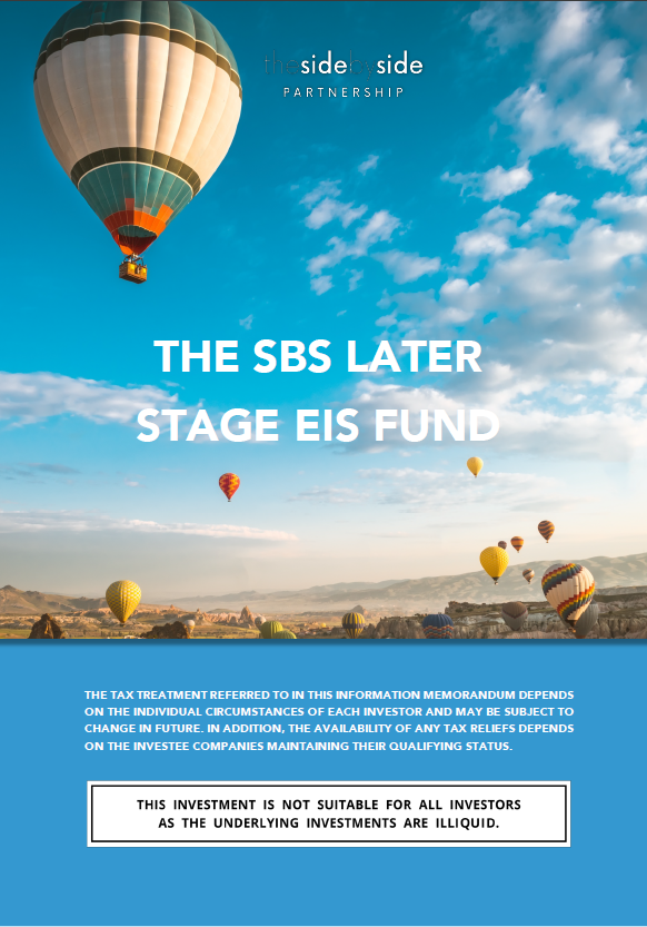 SBS Later Stage EIS Fund