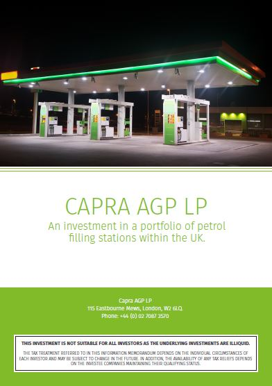 Capra AGP LP
