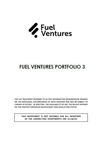 Fuel Ventures Portfolio