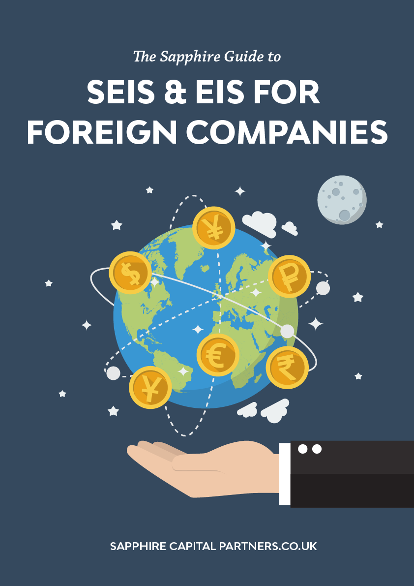 The Sapphire Guide to SEIS & EIS for Foreign Companies eBook cover