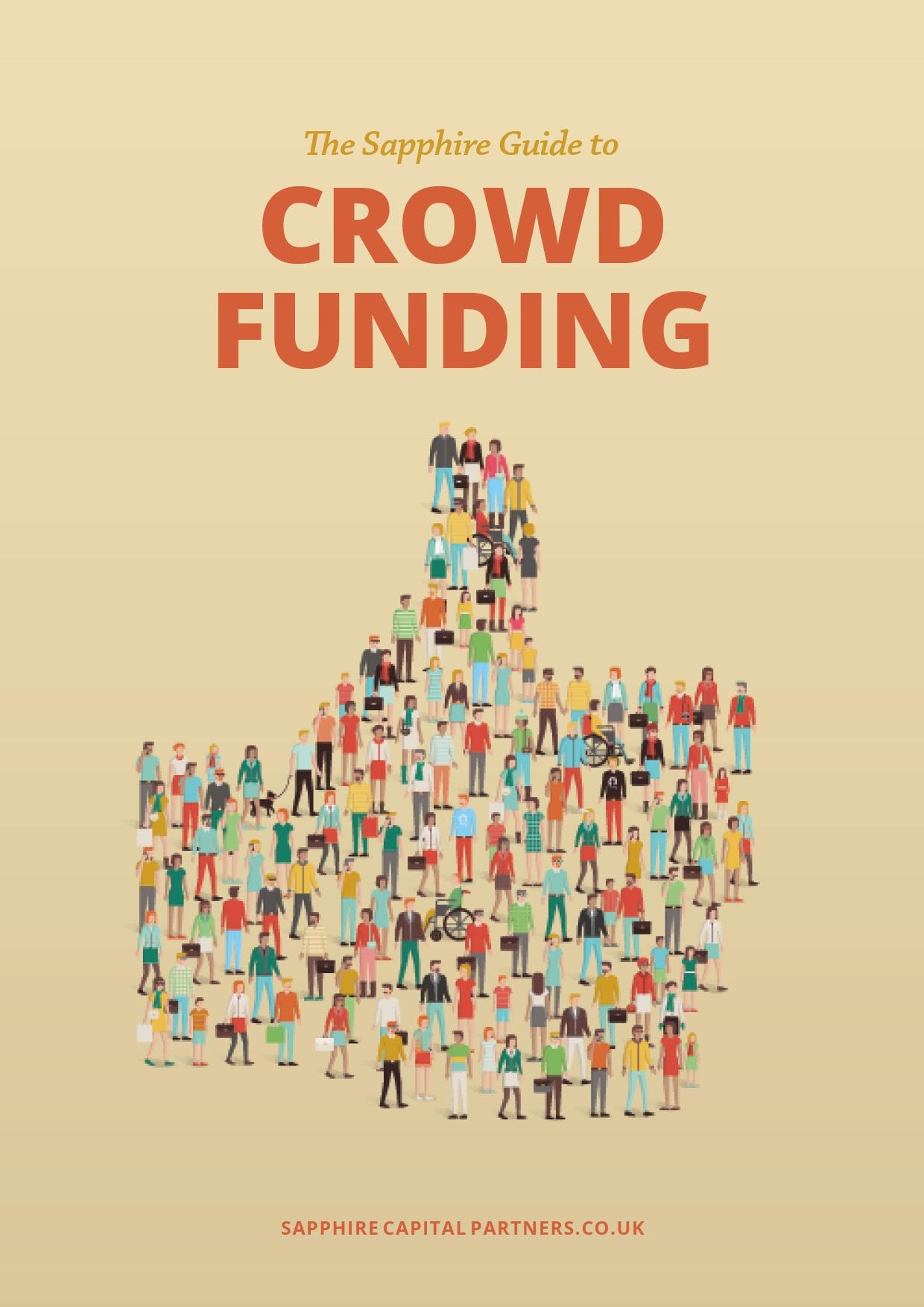Crowdfunding eBook Sapphire Guide