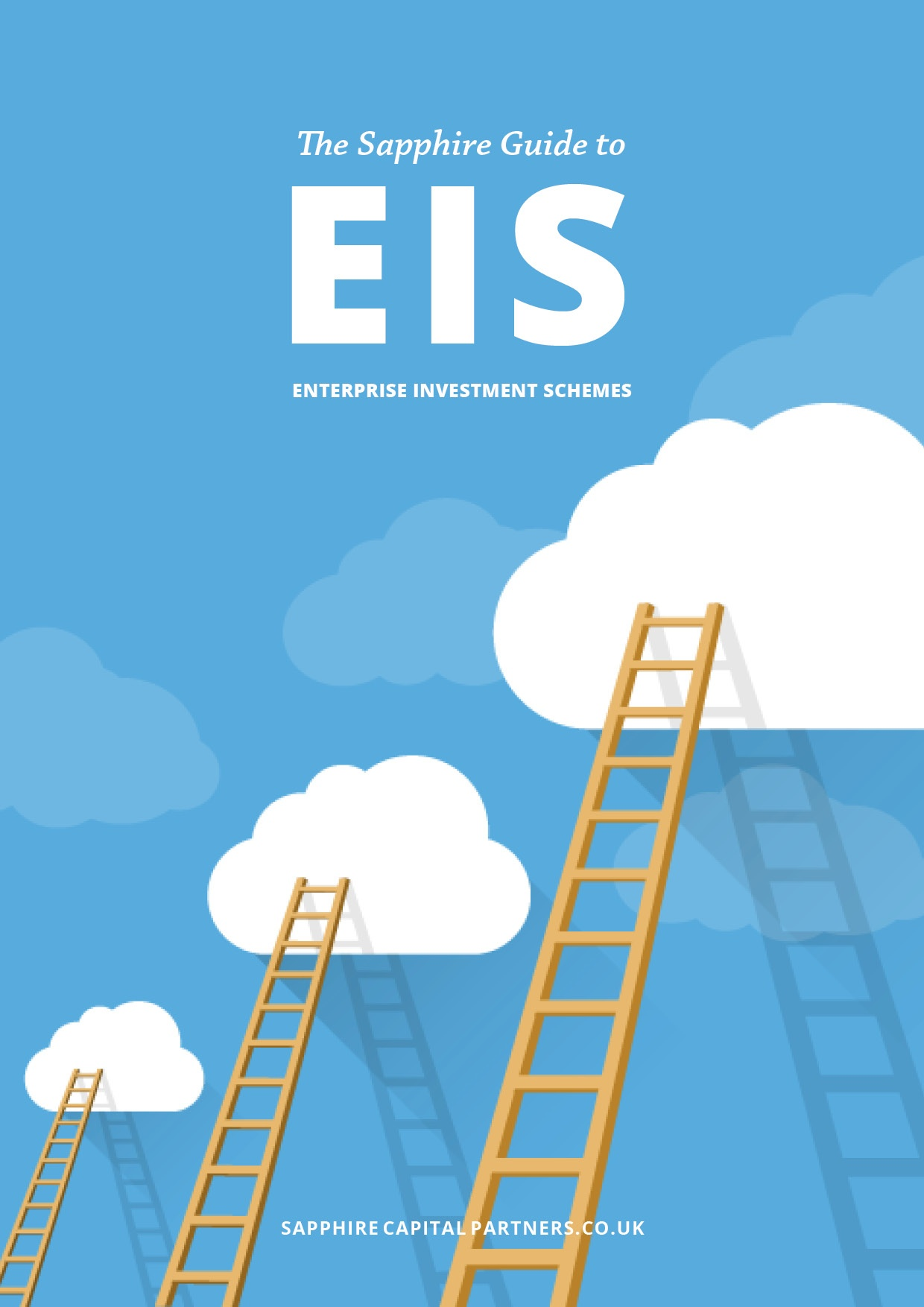 The Sapphire Guide to EIS eBook cover