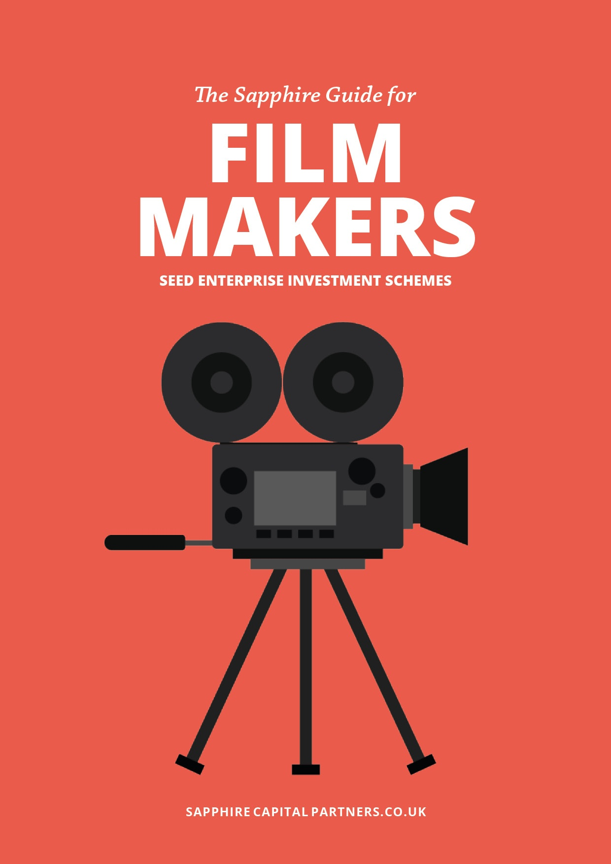 The Sapphire Guide for SEIS and Film Makers