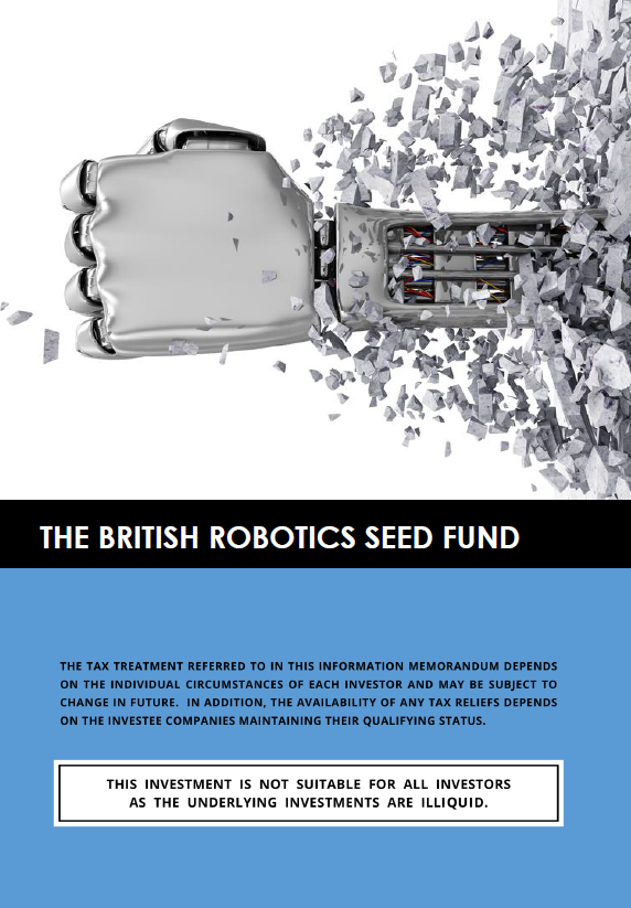 British Robotics Seed Fund