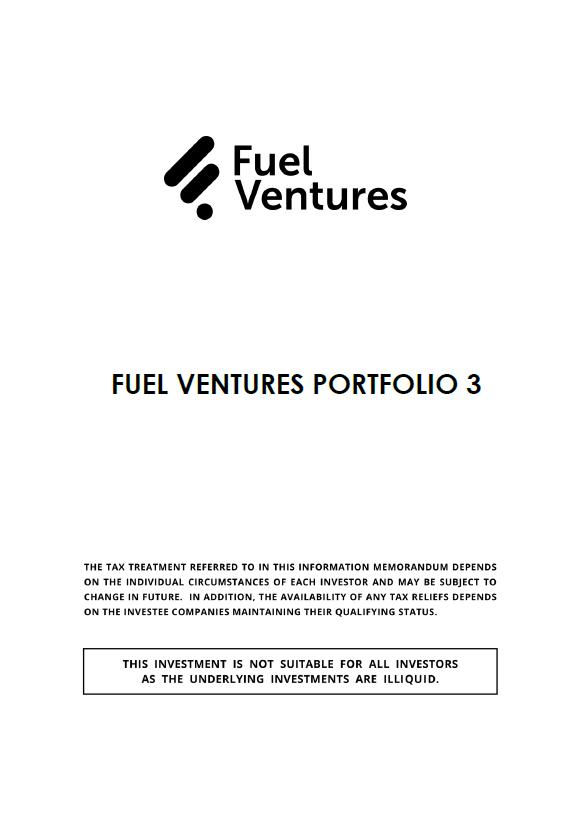 Fuel Ventures Portfolio 3